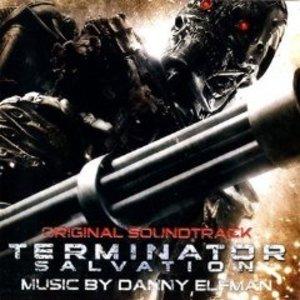 TERMINATOR SALVATION BY DANNY ELFMAN (CD)