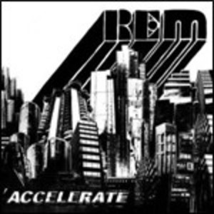 R.E.M. ACCELERATE +DVD (DVD)