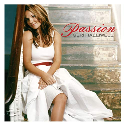 GERI HALLIWELL - PASSION (CD)