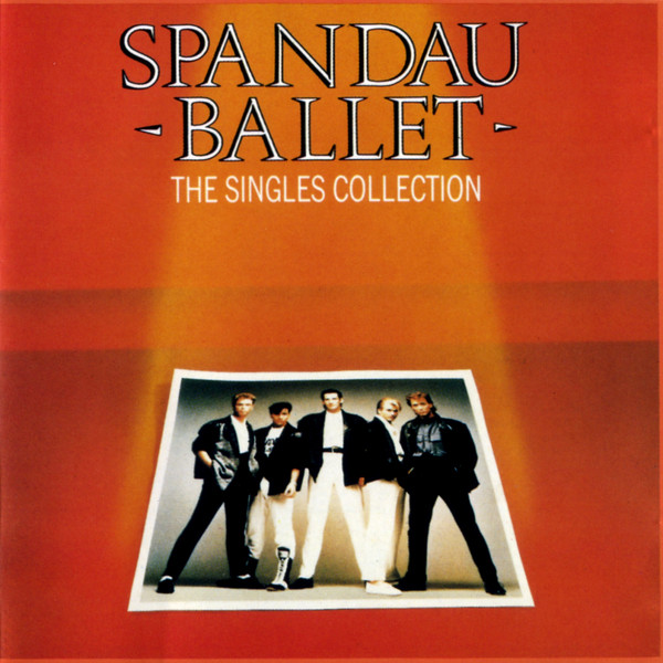 SPANDAU BALLET - THE SINGLES COLLECTION (CD)