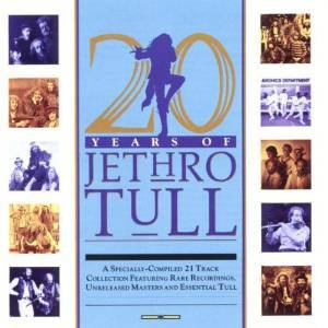 JETHRO TULL - 20 YEARS OF (CD)