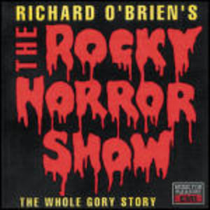 ROCKY HORROR PICTURE SHOW LONDON CAST (CD)
