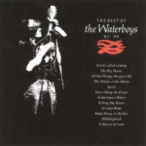 WATERBOYS - THE BEST OF THE WATERBOYS '81-'90 (CD)