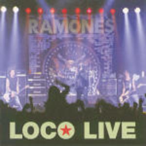 RAMONES - LOCO LIVE (CD)
