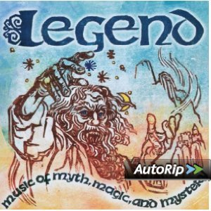 LEGEND MUSIC OF MYTH MAGIC AND MISTERY -2CD (CD)