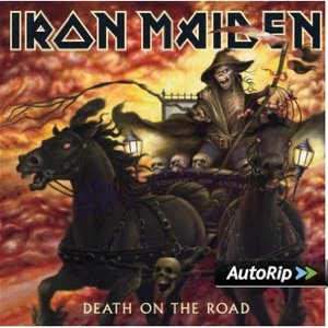 IRON MAIDEN - DEATH ON THE ROAD -2CD (CD)