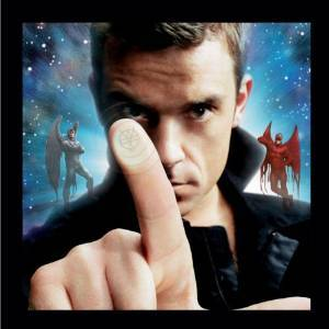 ROBBIE WILLIAMS - INTENSIVE CARE (CD)