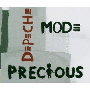 DEPECHE MODE - PRECIOUS GRIGIO BIANCO (CD)