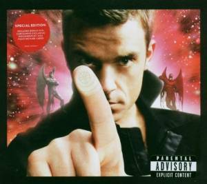 ROBBIE WILLIAMS - INTENSIVE CARE -CD+DVD (CD)