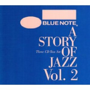 A STORY OF JAZZ THE PLATINUM COLLECTION BLUE NOTE VOL.2 -3CD (CD)