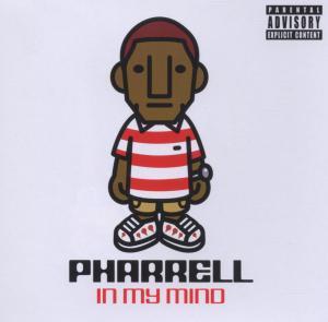 PHARRELL - IN MY MIND (CD)