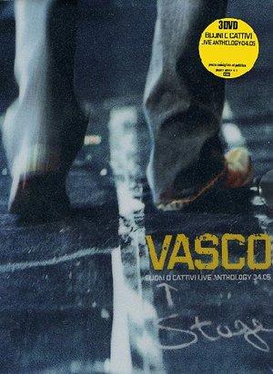 VASCO ROSSI BUONI O CATTIVI LIVE ANTHOLOGY 04.05 (DVD)