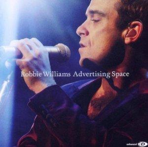 ROBBIE WILLIAMS - ADVERTISING SPACE (CD)