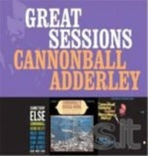GREAT SESSIONS -CANNONBALL ADDERLY -3CD (CD)