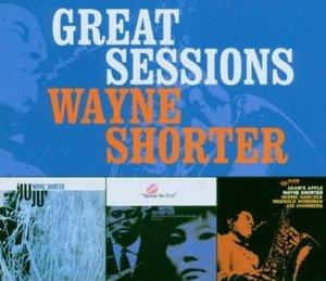 GREAT SESSIONS -WAYNE SHORTER -3CD (CD)