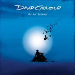 DAVID GILMOUR - ON AN ISLAND (CD)