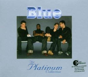 BLUE - THE PLATINUM COLLECTION -3CD (CD)