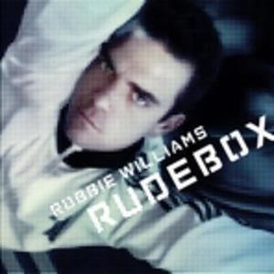 ROBBIE WILLIAMS - RUDEBOX -CD+DVD (CD)