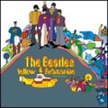 BEATLES - YELLOW SUBMARINE (180 GR.) (LP)