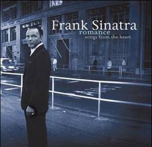 FRANK SINATRA - ROMANCE - SONGS FROM THE HEART (CD)