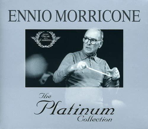 ENNIO MORRICONE THE PLATINUM COLLECTION -3CD (CD)