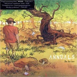 ANNUALS - BE HE ME IMPORT (CD)