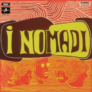NOMADI - I NOMADI -(180 GR. LIMITED EDITION) (LP)
