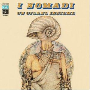 NOMADI - UN GIORNO INSIEME -(180 GR. LIMITED EDITION) (LP)