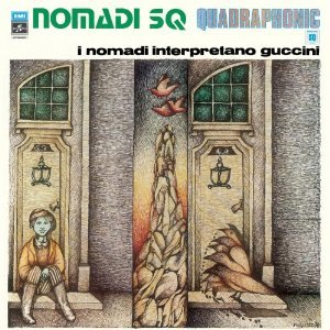 NOMADI - I NOMADI INTERPRETANO GUCCINI -(180 GR. LIMITED EDITION