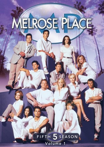 MELROSE PLACE: FIFTH SEASON V.1 [EDIZIONE: STATI UNITI] (DVD)