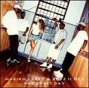 MARIAH CAREY BOYZ II MEN - 1 SWEET DAY (CD)
