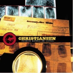 CHRISTIANSEN - FORENSICS BROTHERS AND SISTERS (CD)