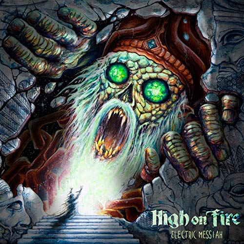 HIGH ON FIRE - SANCTIONS ANNIHILATION (CD)
