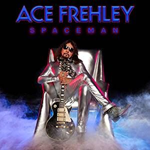ACE FREHLEY - SPACEMAN (CD)