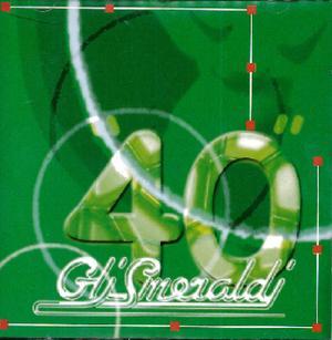 GLI SMERALDI 40 (CD)