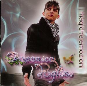 DOMENICO PUGLISI - MAGICHE EMOZIONI (CD)