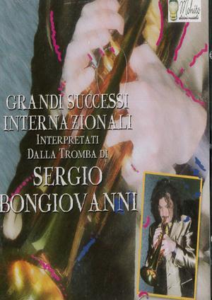 SERGIO BONGIOVANNI - I GRANDI SUCCESSI INTERNAZIONELI INTREPRETA