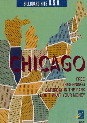 CHICAGO - BILLBOARD HIT USA (CD)