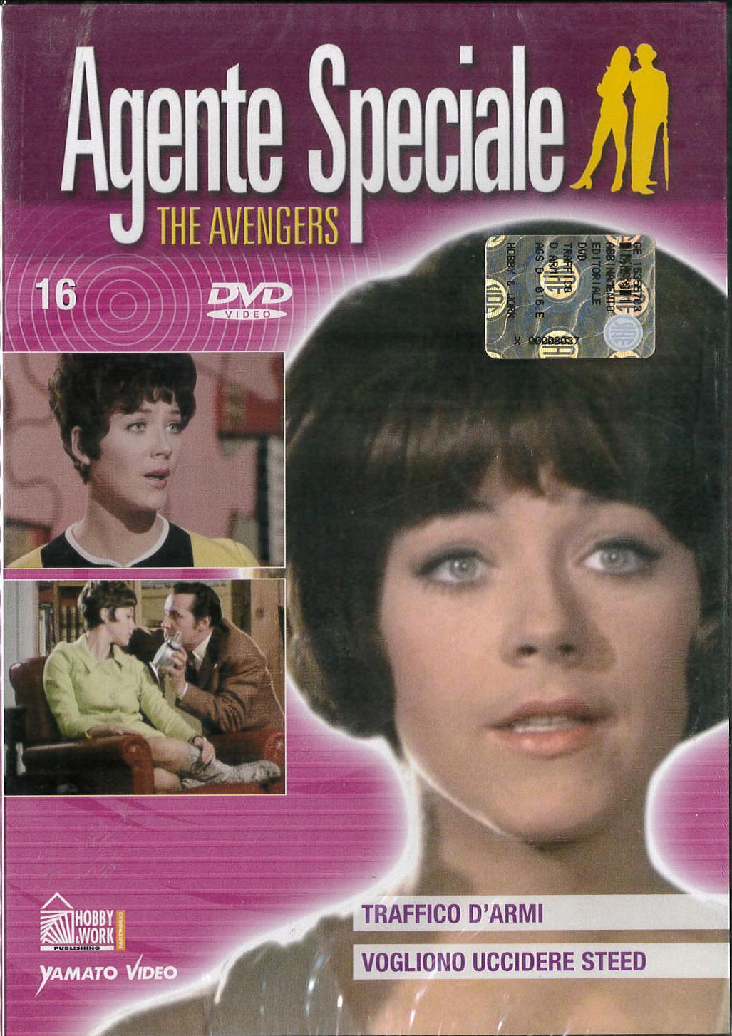 AGENTE SPECIALE 16 - ED.EDICOLA (DVD)