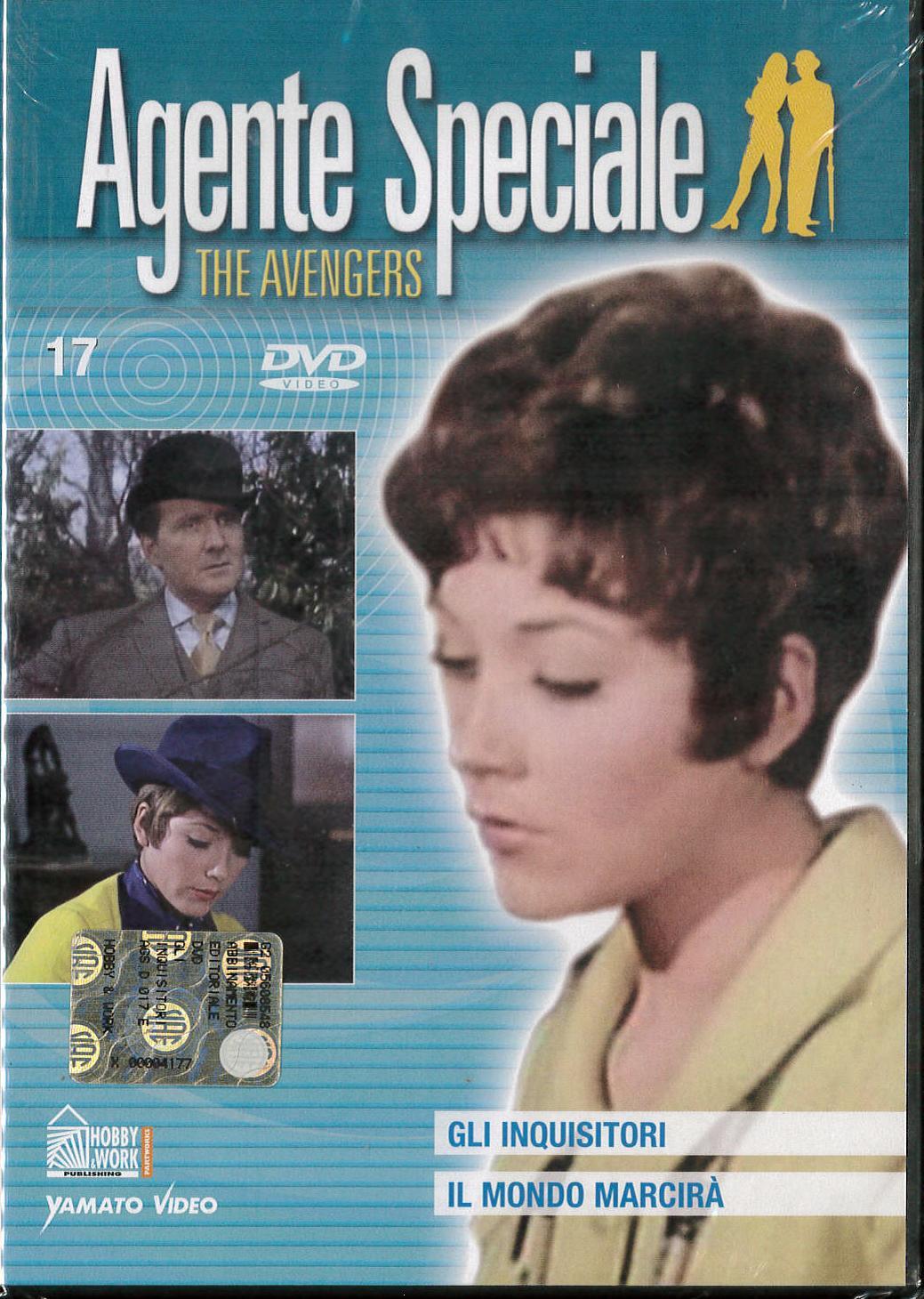 AGENTE SPECIALE 17 - ED.EDICOLA (DVD)
