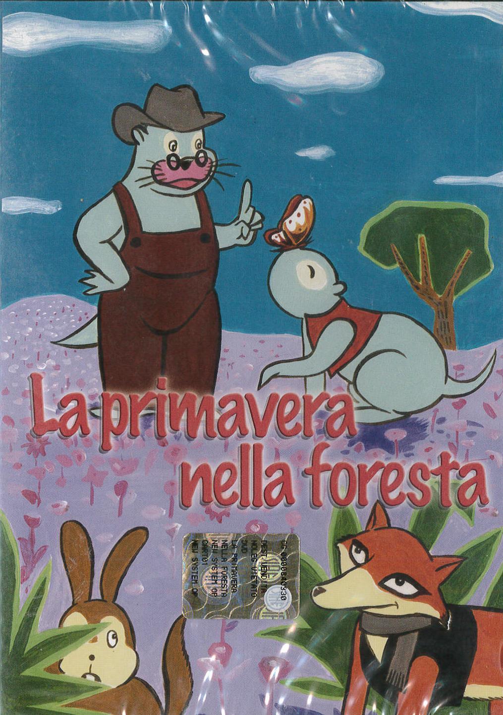 LA PRIMAVERA NELLA FORESTA (DVD)