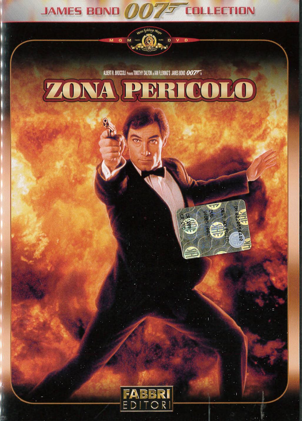 007 - ZONA PERICOLO - ED.EDICOLA (DVD)