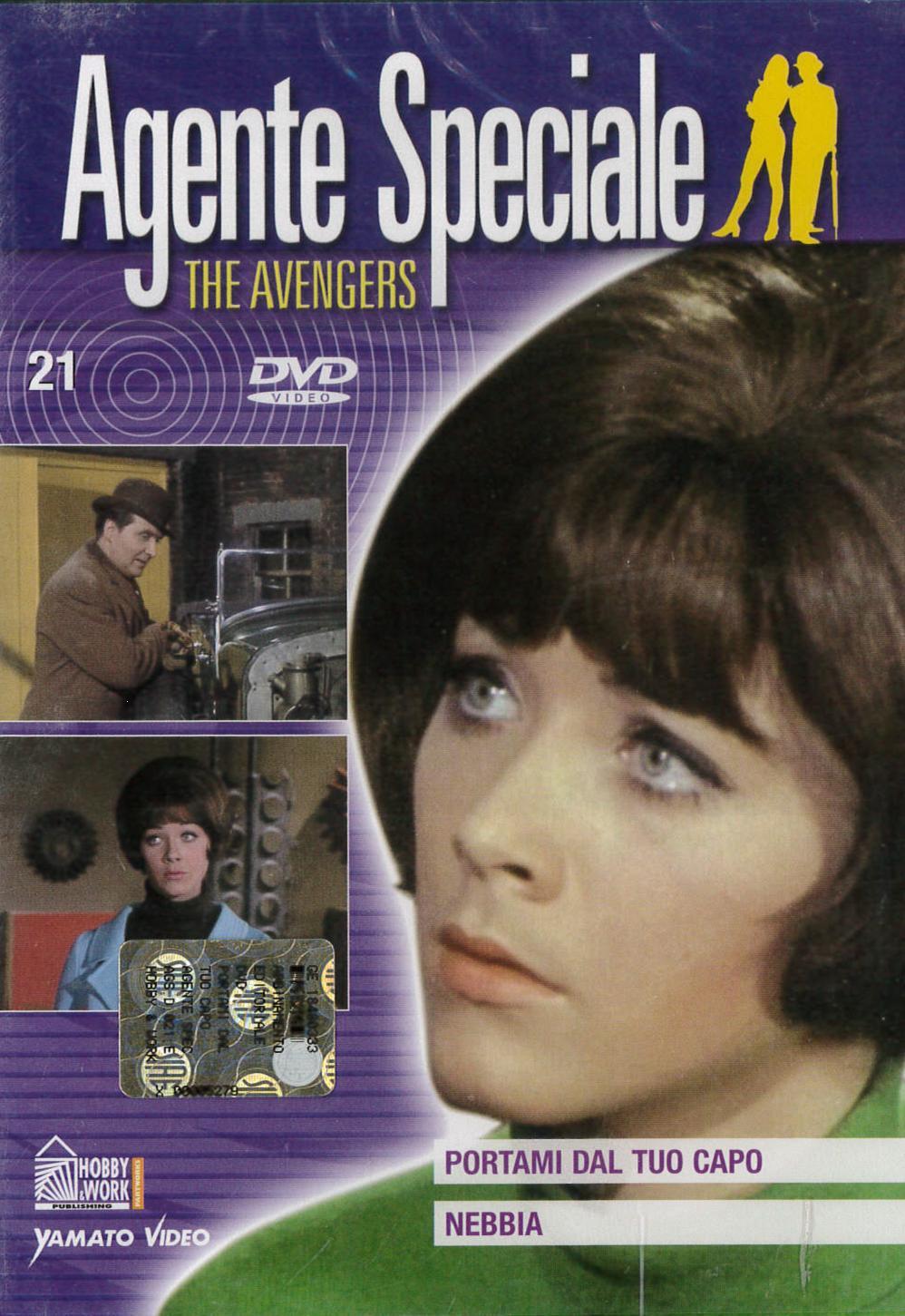 AGENTE SPECIALE 21 - ED.EDICOLA (DVD)