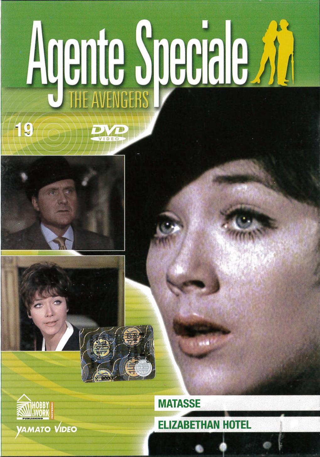 AGENTE SPECIALE 19 - ED.EDICOLA (DVD)