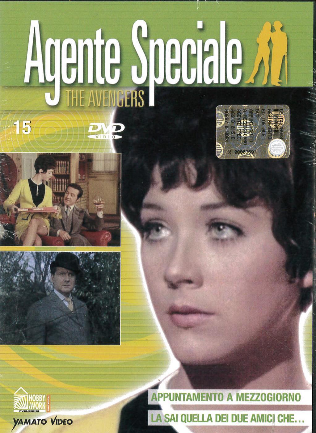 AGENTE SPECIALE 15 - ED.EDICOLA (DVD)