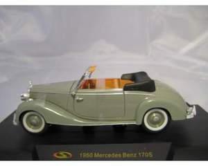 1950 MERCEDES BENZ 170S (MODELLINO COLLEZIONE)