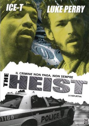 THE HEIST - LA REFURTIVA (DVD)