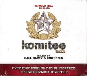 KOMITEE IBIZA MIXED BY PAUL DARELY & JIMITHESUN -2CD (CD)