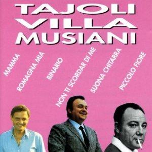 TAJOLI - VILLA - MUSIAN1 (CD)