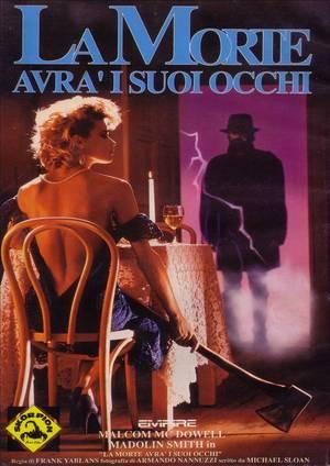 LA MORTE AVRA' I SUOI OCCHI (VHS)
